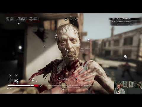 Découverte de la version finale de Overkill's The Walking Dead [GK Live replay] thumbnail