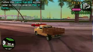 Grand Theft Auto: Vice City Stories Any% Speedrun in 4:14:57 [PSP]