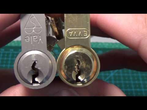 Взлом отмычками EVVA   101 EVVA 5 PIN SPP & GUTTING Thanks Chris sub eng ()