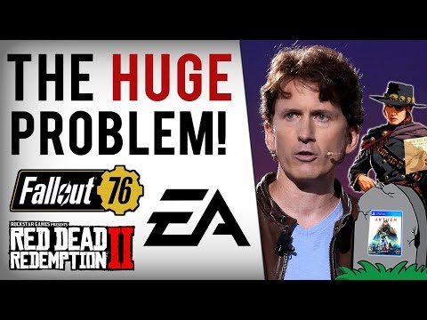 BioWare's Anthem Is Dead, Bethesda's Fallout 76 Excuses/Lies & Red Dead 2 Online Means No Story DLC