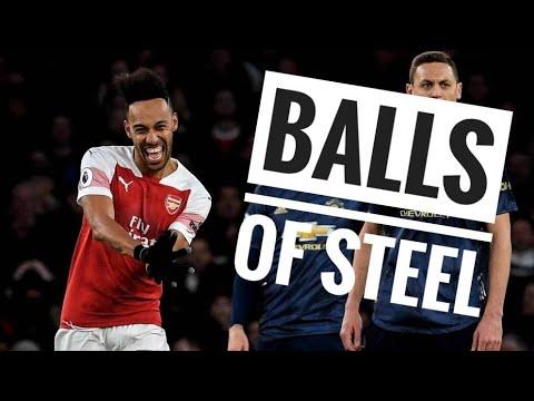 Episode 74 Arsenal - Manchester United 2: 0 Kugeln aus Stahl | Arsenal Fußballverein + video