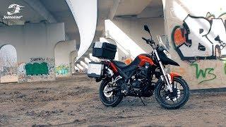 Junak RX One 125: Pierwszy motocykl ADV na prawo jazdy B w kolekcji marki