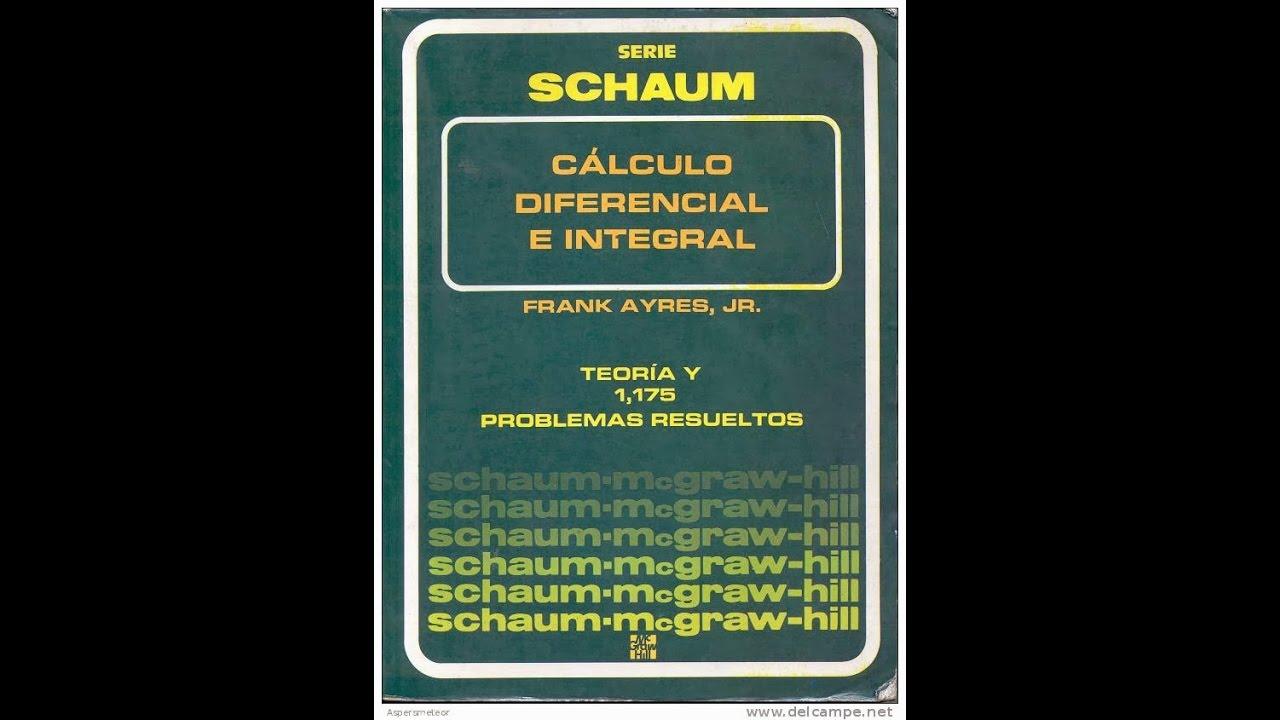Descargar Gratis Libro De Schaum