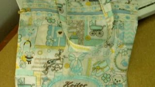 Saquinho de roupas sujas de Bebes