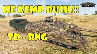 World of Tanks - Funny Moments | Tank Destroyer RNG!