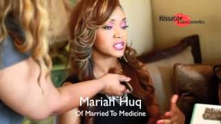 Kissable Lips Cosmetics & Married To Medicine