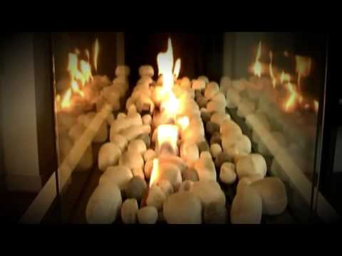 Ortal fireplace