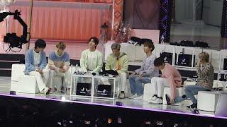 [4k] 200105 GDA BTS 방탄소년단 인기상 + 음반부문 본상 수상소감 (단체 fancam) 직캠