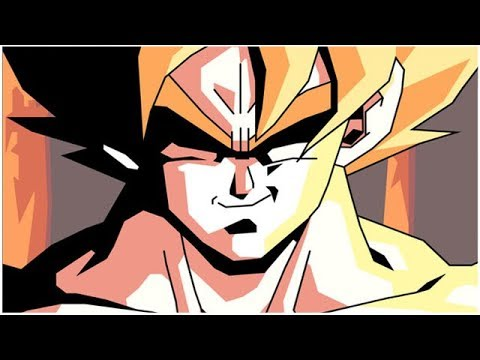 Evil Goku. The End of Mankind.