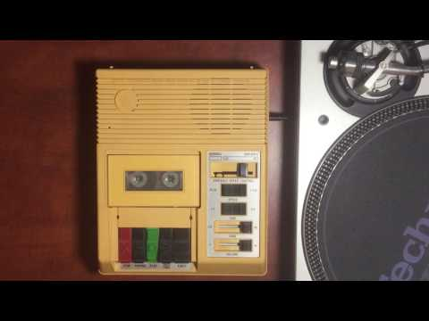C1 - Cassette Tape Player - Variable Speed Control - Midiverse - TV - MVM #65