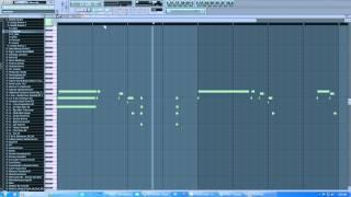 Snoop Dogg Ft. The Doors - Riders On The Storm Instrumental Remake In FL Studio 10