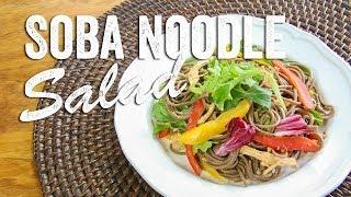 Soba Noodle Salad Recipe: Bits & Pieces - Season 1, Ep.16