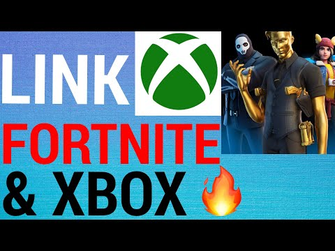 How To Link Xbox To Epic Games Account For Fortnite (2020)