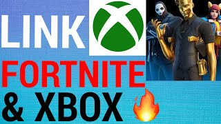 How To Link Xbox To Epic Games Account For Fortnite  2020