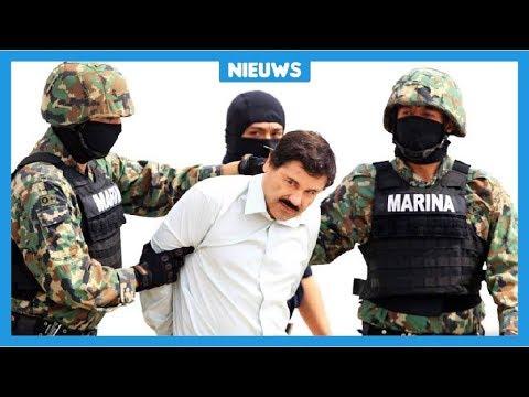 Grootste Mexicaanse drugsbaas voor de rechter