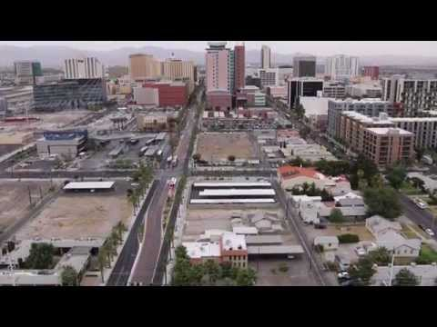 Commercial Land For Sale Downtown Las Vegas by Chakits Krulsawat.