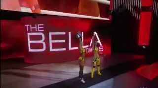 The Bella Twins - Sexy Booty Twirl Compilation!
