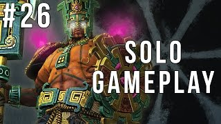 Smite Solo #26: Chaac Gameplay