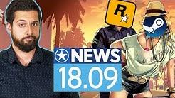 Rockstar überrascht mit neuem Launcher-Zwang - News