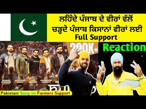 Punjab song reaction   Charda punjab song Reaction   punjab by pardhan   Punjabi song Reaction  