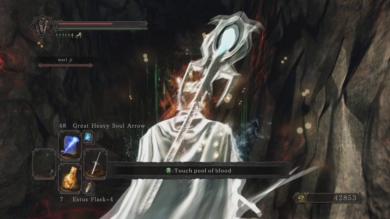 Dark Souls 2 Co-op: Morgannin and Marl [Part 32]