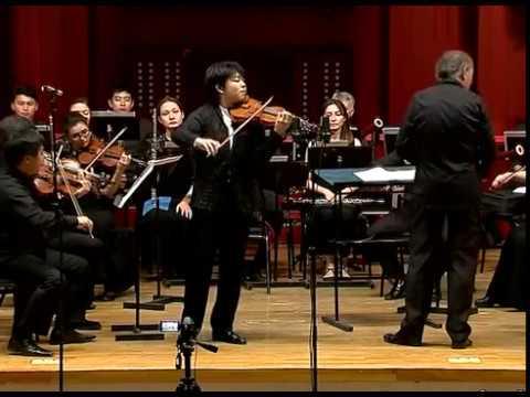 Eugene Kawai | Tchaikovsky Violin Concerto | 2017 International Tchaikovsky Comp