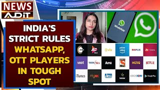 Whatsapp, OTT players in tough spot | Censorship? Privacy? | Oneindia News