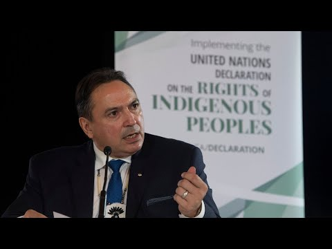 Feds pass bill to adopt UN Indigenous rights declaration