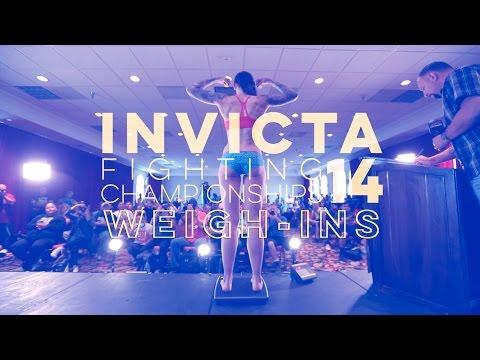 Invicta FC 14: Weigh-Ins