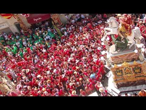 Forza Ġorġjani - Festa San Ġorġ Rabat Għawdex.