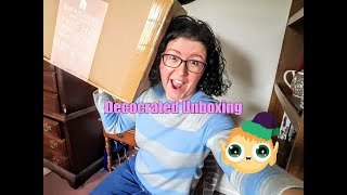 Decocrated Subscription Unboxing | Winter 2018