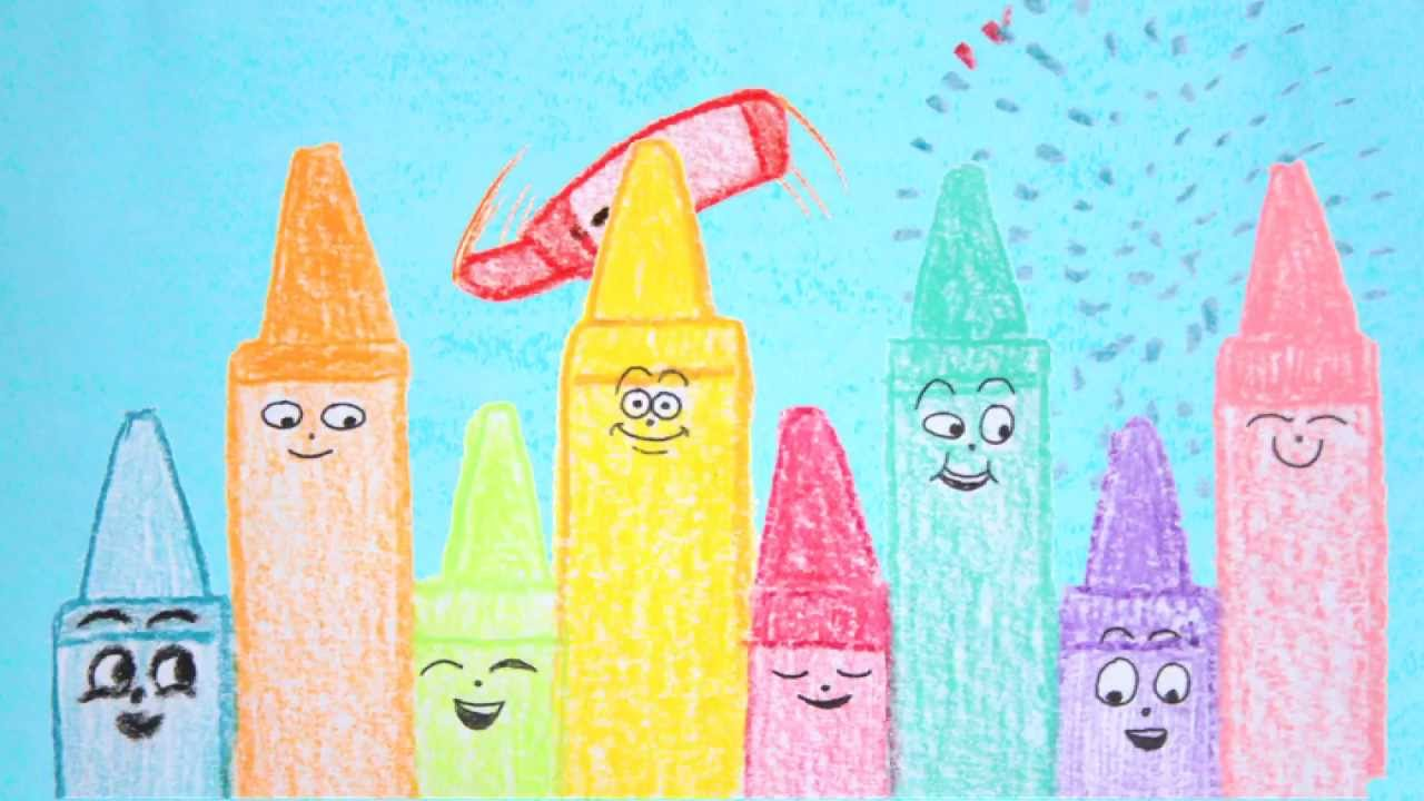 box of crayons youtube