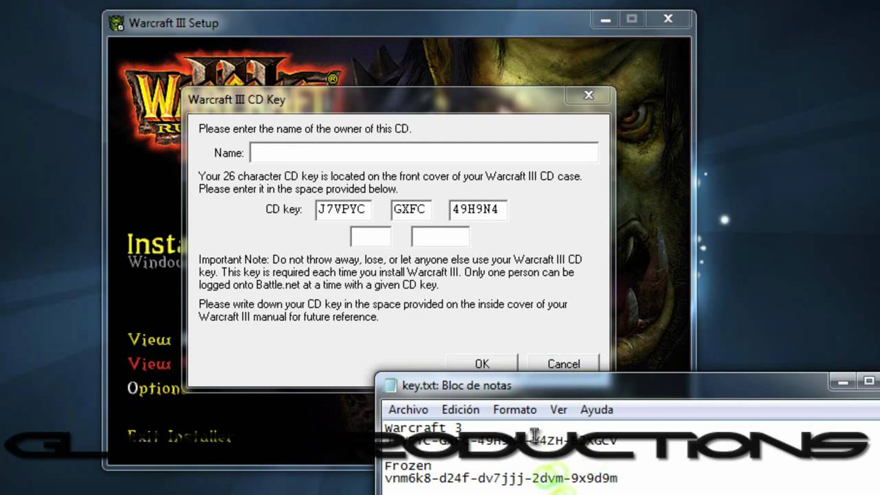Warcraft Iii Reign Of Chaos The Frozen Throne Full Espanol
