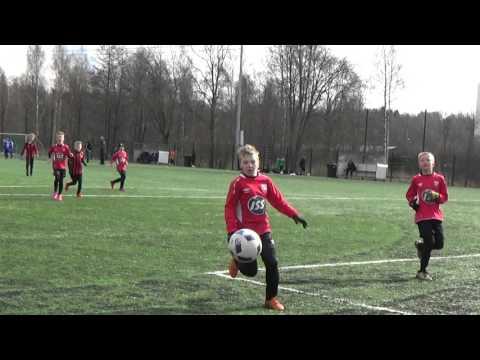 Helsinki open cup 24.4 NUPS-PK-35 Punainen