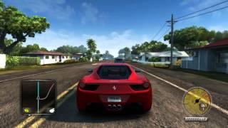 Test Drive Unlimited 2 - Ferrari 458 Italia - 1080p