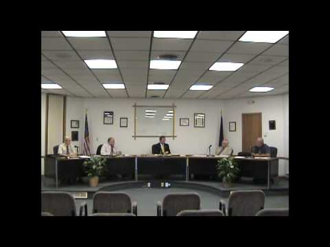 Rouses Point Village Board Meeting  6-5-17