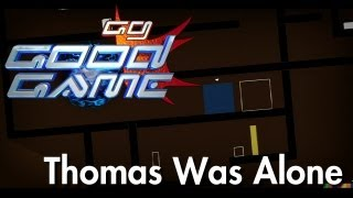 Good Game Review - Thomas Was Alone - TX: 21/08/12