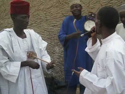 Hausa traditional music near Malumfashi