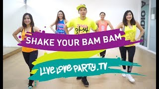 Shake Your Bam Bam by RDX Zumba Live Love Party