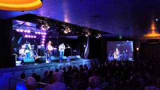 Brewn live Maton show