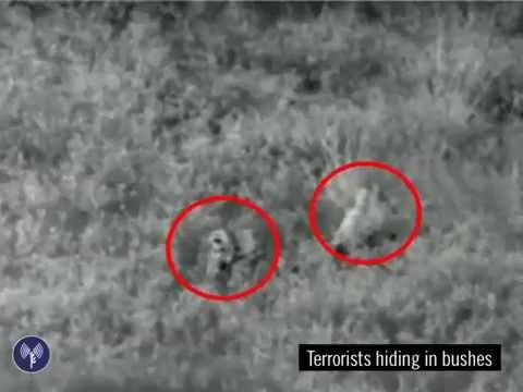 Tentara penyusup Israel di serang pejuang Palestina