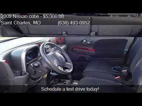 2009 Nissan Cube Wagon 4D For Sale In Saint Charles, MO 6330