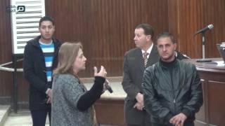 بالفيديو| مذيعة بماسبيرو تدلي بشهادتها في «اغتيال النائب العام»
