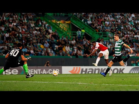 Sporting Lisbon  0-1 Arsenal Post match analysis Europa league