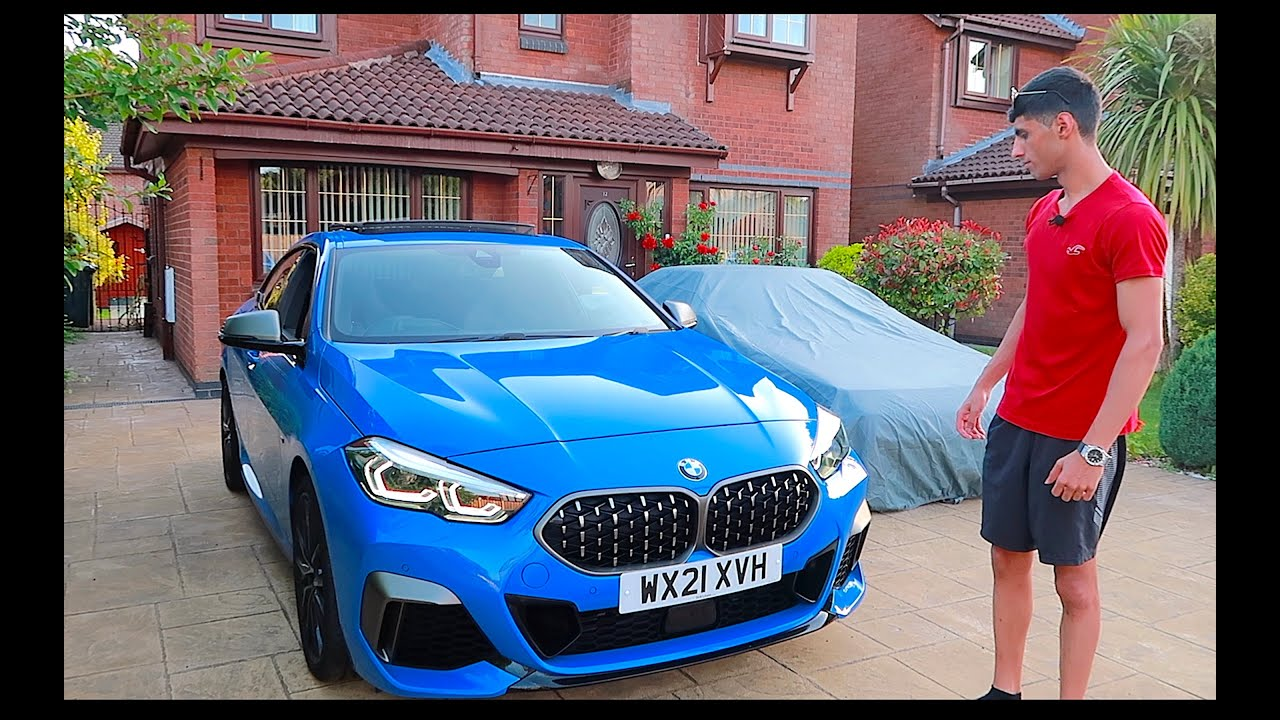 PICKING UP MY BRAND NEW BMW M235i GRAN COUPE XDRIVE!