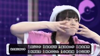 出演:私立恵比寿中学 真山りか/安本彩花/廣田あいか(ぁぃぁぃ)/星名美...