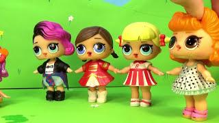 Мультик Лалалупси ЛОЛ LOL Surprise КАРНАВАЛ 1 часть мультик из игрушек для детей