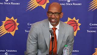 Monty Williams introduced as Phoenix Suns Head Coach