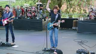 Doobie Brothers - Without Love Where Would You Be Now - Video - Benefit Concert