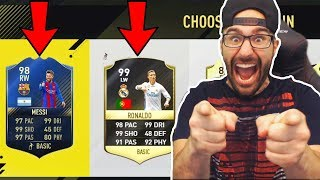 THE SPECIAL CARD ONLY DRAFT! - FIFA 17 ULTIMATE TEAM DRAFT TO FUT CHAMPIONS #05